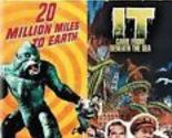 20 MILLION MILES TO EARTH / IT CAME FROM BENEATH THE SEA