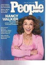 People Magazine Nancy Walker May 26, 1975 - $14.80