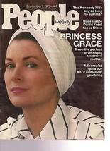 People Magazine Princess Grace September 1, 1975 - $14.80