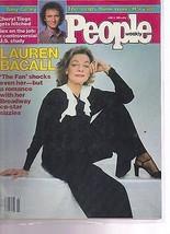People Magazine Lauren Bacall June 8, 1981 - $14.80