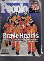 People Magazine Columbia's Crew February 17, 2003 - $34.64