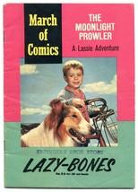 March of Comics #217 1961-Lassie- Promo Comic - $31.53