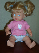 Fisher Price Little Mommy Animated Talking Potty Training Doll - $19.99