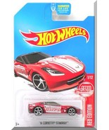 Hot Wheels - '14 Corvette Stingray: Red Edition #1/12 (2017) *Target Exc... - $3.50