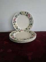 "Set Of 4 Wedgwood Of Etruria ""Richmond"" Bread Plates - $37.39"