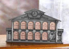 32243 SHIPS FREE Accent Plus School House Photo Frame - $23.40