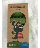 Earth Rated Unscented Waste Bags For Dogs- 8ct / 120 Bag  - $7.91