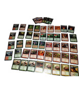 Magic the Gathering MTG Red / Green Bloodrush (60) Card Deck - $14.88