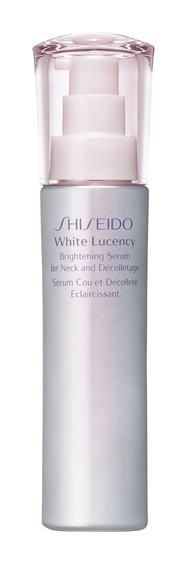 Primary image for Shiseido White Lucent Brightening Serum For Neck & Decolletage 2.5 oz NWOB