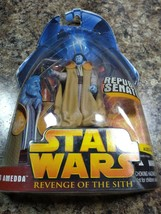Star Wars  Revenge of the Sith (ROTS)  Mas Ameda  #40-NEW in package! - $13.89