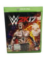 WWE 2K17 (Microsoft Xbox One, 2016) - $11.29