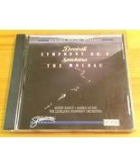 Dvorak Symphony No. 8  Smetana the Moldau CD Complete RARE OOP Tested - $6.69