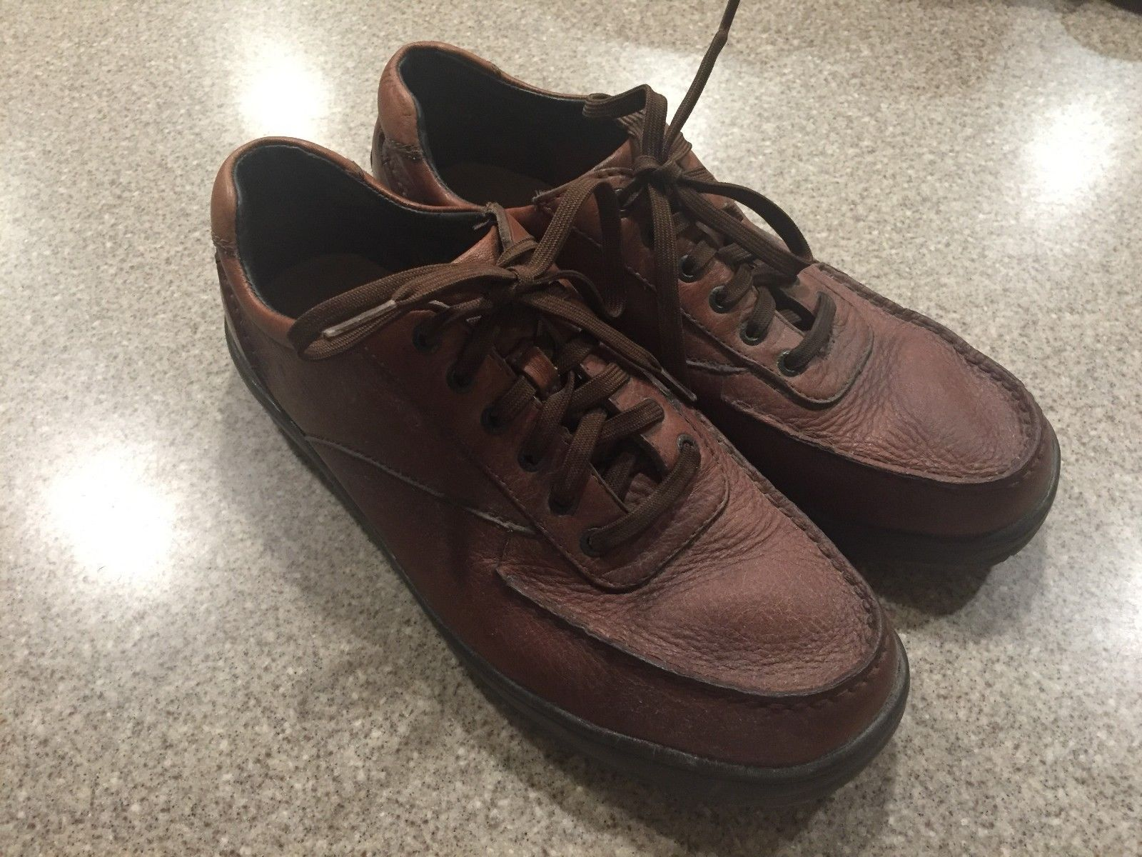 Men's Size Shoes Items And Similar Brown 9 Leather Rockport 50 35Rj4AL