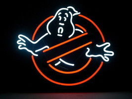 "Brand New Ghostbusters Nice Beer Bar Neon Light Sign 16""x 14"" [High Qual... - $129.00"