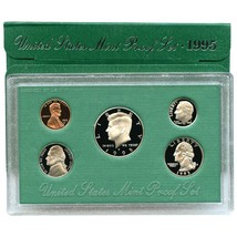 1995-S Proof Set United States US Mint Original Government Packaging Box... - $16.99
