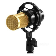 JEDX BM-800 Professional Condenser Sound Microphone for Recording - $35.17