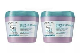 LOT OF 2 L'Oreal Paris Hair Expert Repair Remedy Balm Strength & Brillia... - $18.80