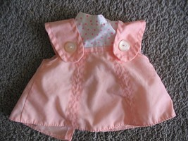 1973 Vintage Mattel SAUCY Pink Doll Dress - $6.00