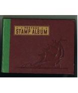 1935 Whitman Publishing Co Postage Stamp Album - $9.99