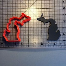 Michigan Cookie Cutter - $5.50+