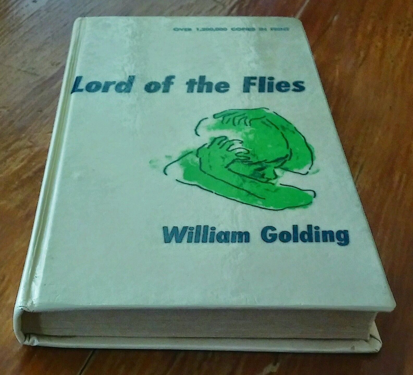 an analysis of mankinds nature in lord of the flies by william golding 8 - then there was a vicious snarling in the mouth of the shelter and the plunge and thump of living things someone tripped over ralph and piggy's corner became a complication of snarls and crashes and flying limbs read the book now: lord of the flies by william golding.