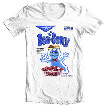 Boo-Berry Cereal box T-shirt Frankenberry Count Chocula 1980's 100% cotton tee image 2