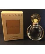 Bvlgari GOLDEA Eau De Parfum 0.17 oz Bottle Mini Miniature Travel Size - $10.99