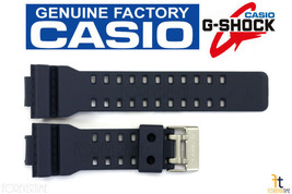 Casio GR-8900NV-2 G-Shock Original Navy Blue Rubber Watch Band Strap GW-8900NV-2 - $34.15