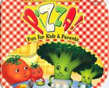 Pizza : Fun for Kids & Parents by Playmore Junior Cookbook Collection