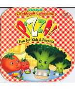 Pizza : Fun for Kids & Parents by Playmore Junior Cookbook Collection - $2.03