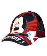 MICKEY MOUSE HAT-BASEBALL STYLE - £3.59 GBP