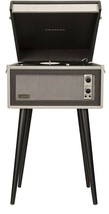 CROSLEY CR6233D-BK Dansette Bermuda Deluxe Turntable Black Record Player NEW - $219.95