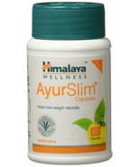 Himalaya Wellness AyurSlim Capsules Weight Management - 60 Capsules - CA - $9.28