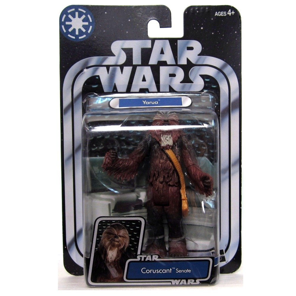 Star Wars Original Trilogy Collection - Coruscant Senate Yarua Wookiee