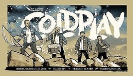 Coldplay Magnet - $7.99