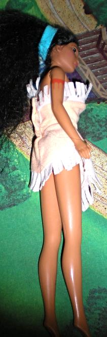 Disney Indian Princess Pocahontas Doll