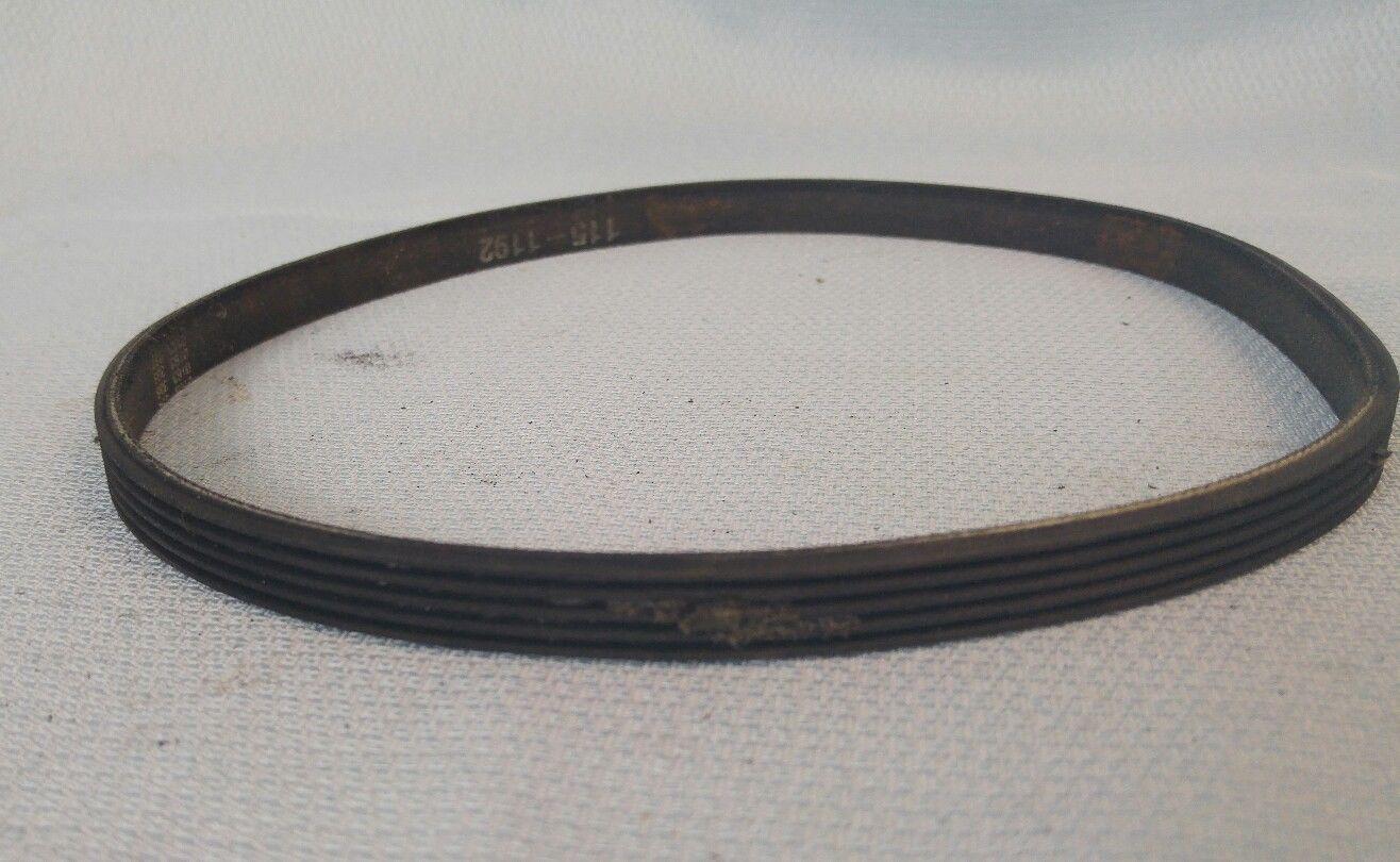 117-1192 Toro 1800 Electric Power Curve Snowblower Drive Belt  Video USED