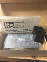 NEW IFS( International Fiber Systems Incorporated)-D9230 TRANSCEIVER - $263.15