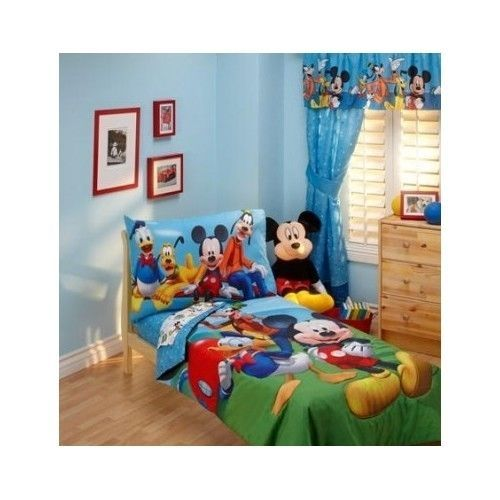 Disney 4 Pc Mickey Mouse Clubhouse Toddler and 50 similar items