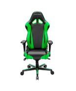 DXRacer OH/RV001/NE High-Back Racing Style Office Chair Vinyl+PU(Black/G... - $359.00