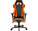Dxracer Oh Rv001 No High Back Racing Style Office Chair