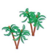 12 ct Palm Trees for Cake Decorating - $1.50