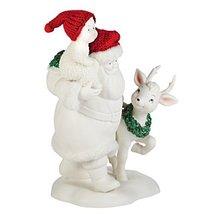 Snowbabies Classic - Playdate With Santa Snowbaby Figurine