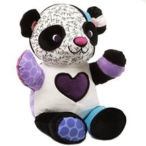 Panda Jackson Pop Plush By Britto 36 cm