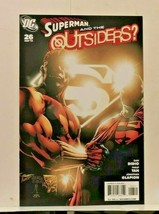 The Outsiders #26  March 2010 - $4.02