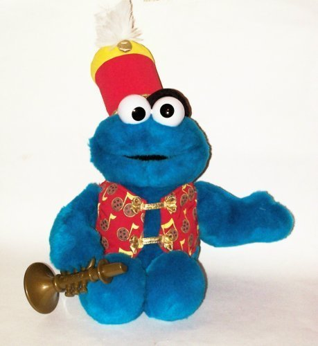 Trumpet Playing Cookie Monster