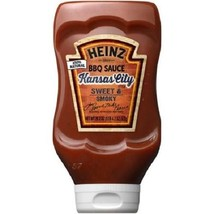 Heinz Kansas City BBQ Sauce Sweet & Smoky - $12.72