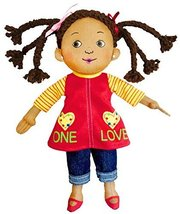 MerryMakers One Love Plush Doll, 9-Inch - $15.10