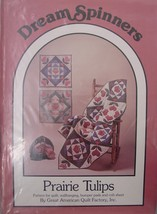 "Pattern ""Prairie Tulips"" Quilt, Wall Hanging, B... - $6.99"