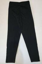 Victoria's Secret PINK Black Yoga Pants Medium image 1